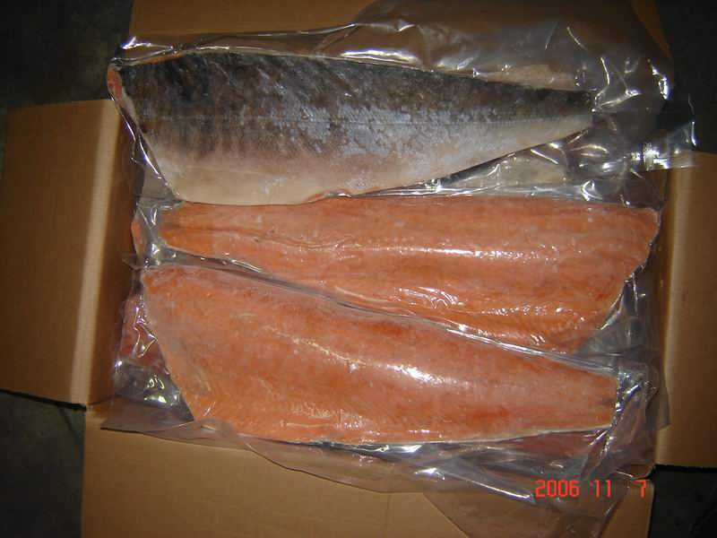 chum Salmon fillets