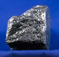 graphite in mineral form