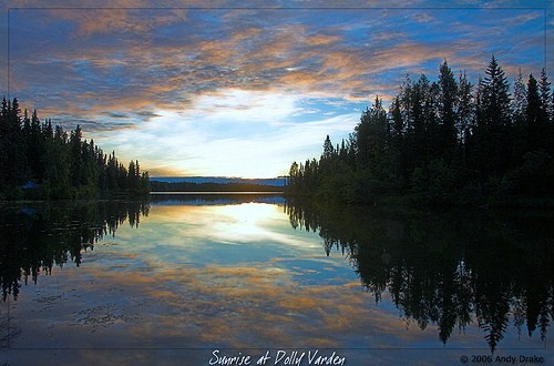 Lake Dolly Varden, Alaska