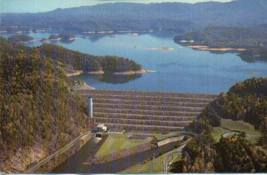 South holston dam for Fishing lakes in tennessee