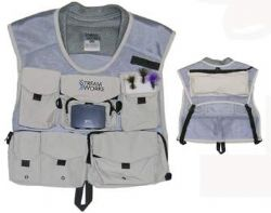 Stream Works Pull-over Serape Style Fly Vest - click for more info.