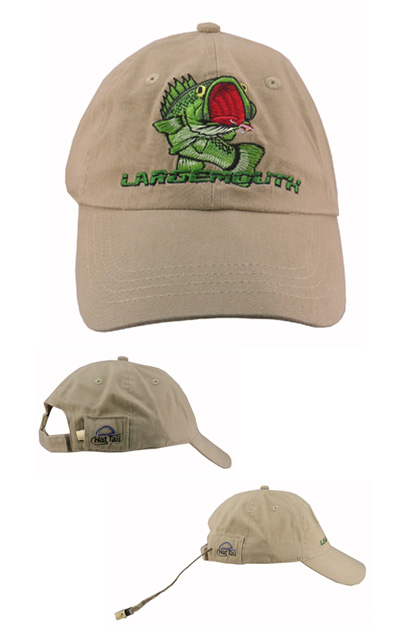 Hattail Bass Hat
