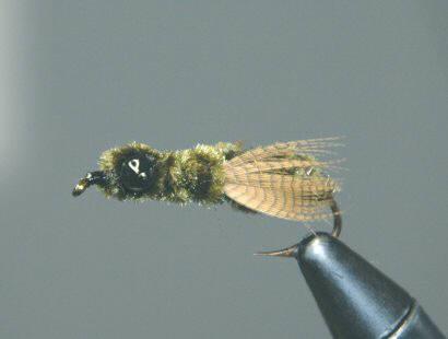 dragonfly imitation