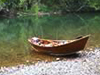 Drift boat for floating the Watauga