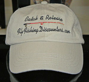 Fly Fishing Discounters Hat