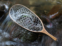Brodin Gallatin Ghost Catch & Release Landing Net