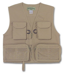 Pacific Fly Junior vest - click for more info.