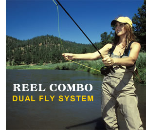 reel combo systems
