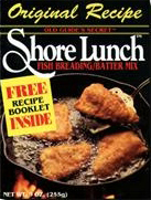 Click for more information on Shore Lunch
