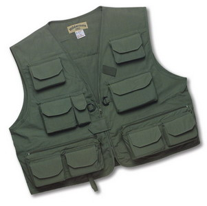 Pacific Fly Traditional Vest - click for more info.