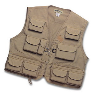 Pacific Fly Utility Vest - click for more info.