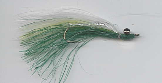 Walleye fly