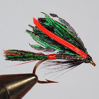 A TYPICAL WET FLY