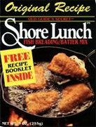 Shore Lunch - click for more info